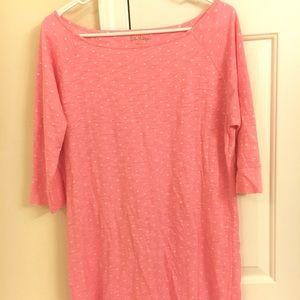 Lilly Pulitzer Pink Polkadot Dress
